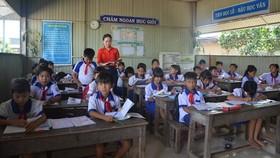An Giang lùi thời gian cho học sinh trở lại trường đến ngày 22-2
