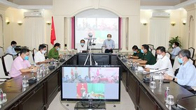 Đồng Tháp họp khẩn về trường hợp dương tính với SARS-CoV-2 nhập cảnh trái phép từ Campuchia