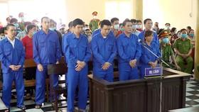 Lĩnh án 71 năm tù về tổ chức đánh bạc và đánh bạc