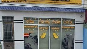 Bắt quả tang nhiều đôi nam nữ mua bán dâm tại cơ sở massage