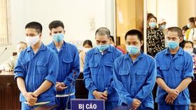 Phạt 24 năm tù đối với nhóm đối tượng tổ chức nhập cảnh trái phép