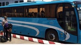 An Giang: Tạm dừng vận tải hành khách công cộng qua TPHCM và Long An