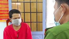 Bắt đối tượng chém thành viên chốt phòng chống dịch Covid-19 ở An Giang