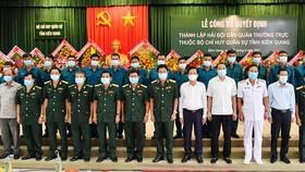 Kiên Giang thành lập Hải đội Dân quân thường trực