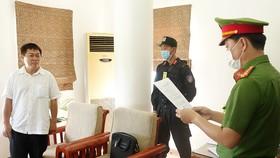 An Giang: Bắt tạm giam Tổng giám đốc Công ty CP Việt An