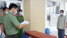 Bắt tạm giam đối tượng tổ chức cho nhiều người xuất nhập cảnh trái phép ở An Giang