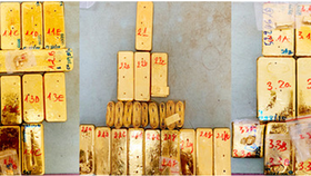 Bắt đối tượng cầm đầu vụ vận chuyển trái phép 51kg vàng ở An Giang