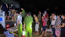Hàng chục người tham gia đánh bạc trong lúc giãn cách xã hội ở Kiên Giang