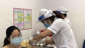 TP Cần Thơ bắt đầu tiêm vaccine Covid-19 cho phụ nữ mang thai