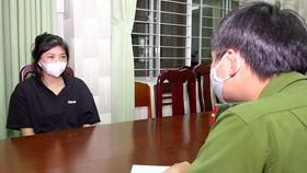 Phát hiện hai phụ nữ mang thai vận chuyển ma túy ở An Giang