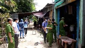 Truy tìm nghi phạm phóng hỏa giết người ở An Giang