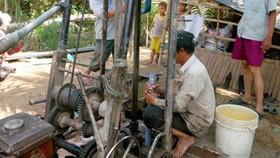 Cấm khai thác nước ngầm một số khu vực tại TPHCM