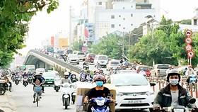 Cầu vượt Hoàng Hoa Thám sẽ được điều chỉnh giao thông linh hoạt để hạn chế kẹt xe