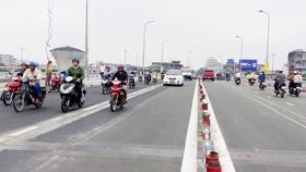 Nhánh cầu Nguyễn Tri Phương được mở rộng