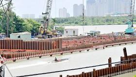 Không dùng vốn của WB, TPHCM dùng vốn ngân sách cho dự án quản lý ngập nước
