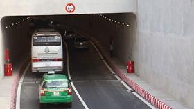 Thông xe nhánh hầm chui nút giao thông An Sương