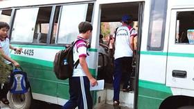 Kiến nghị xe buýt đưa rước HS, SV được hoạt động kinh doanh vận tải hành khách hợp đồng