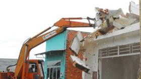Kiểm điểm nhiều chủ tịch xã, phường để xảy ra vi phạm xây dựng