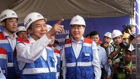 Thủ tướng: Đảm bảo nguồn lực, kinh phí để tuyến metro số 1 hoàn thành phù hợp thiết kế