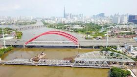 Sẽ tháo dỡ cầu đường sắt Bình Lợi