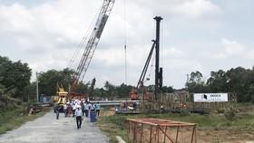 Dự án Cao tốc Trung Lương - Mỹ Thuận: Ngân hàng làm khó?