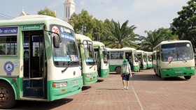TPHCM dự kiến cải tạo các bãi kỹ thuật xe buýt hiện có theo hướng công trình đa chức năng