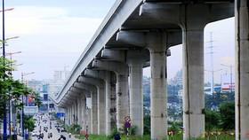 Tuyến Metro số 1 Bến Thành - Suối Tiên đạt 85% khối lượng vào cuối năm 2020
