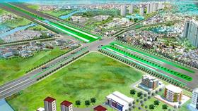 Khởi công xây dựng hầm chui nút giao Nguyễn Văn Linh - Nguyễn Hữu Thọ
