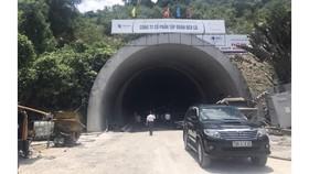 Tháng 9-2020, hầm đường bộ Hải Vân đưa vào khai thác