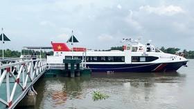Khai trương tuyến tàu du lịch đường sông Bạch Đằng - Địa đạo Củ Chi