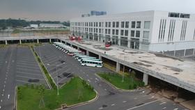 Bến xe miền Đông mới chính thức đưa vào vận hành
