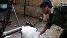 TPHCM hạn chế khai thác nước ngầm 16.650m3/ngày