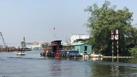 Một bến thủy hoạt đông phép