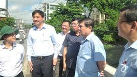 Chủ tịch UBND TPHCM Nguyễn Thành Phong chỉ đạo: Khẩn trương triển khai dự án rạch Xuyên Tâm  