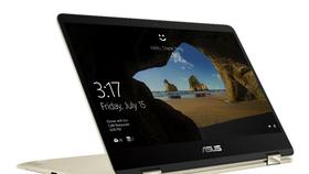 ZenBook Flip 14 tiện dụng với thiết kế gập xoay