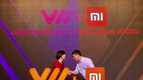 Vietnamobile và Xaomi trong ký kết hợp tác