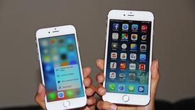 Mua Phone 6S, 6S Plus trả trước 2 triệu, trúng 9 chỉ vàng 9999