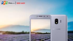 Samsung Galaxy J4 32GB màu Tím Lavender