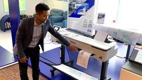 Máy in T-series khổ lớn của Epson, lựa chọn tuyệt vời cho văn phòng nhỏ