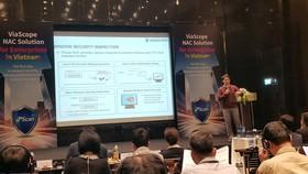 Hội thảo iaScope NAC Solution for enterprises in Vietnam