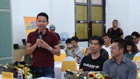 Đại diện Realme chia sẻ về sự hợp tác với 360mobi cho game Mobile Legends: Bang Bang VNG