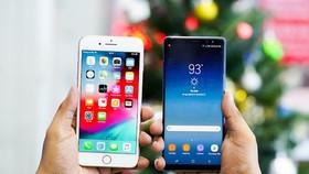 iPhone 7 Plus và Note 8 đều đáng mua