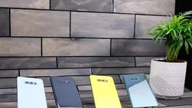 Những chiếc Galaxy S10 của Samsung đã được xuất hiện