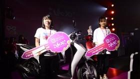 Khách hàng trúng thưởng Xe Honda SH và xe Vespa