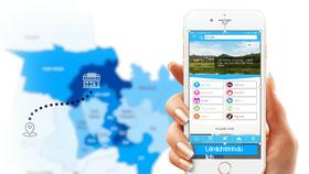 Ứng dụng Smart Tourism trên smartphone