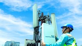 Trạm phát 5G Viettel