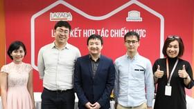 Lazada Việt Nam ký kết với Lock&Lock