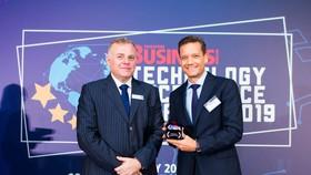 Kaspersky Lab nhận Giải thưởng