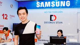 Nhạc sĩ Dương Khắc Linh tin tưởng lựa chọn Di Động Việt