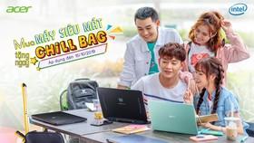 Acer giới thiệu chương trình khuyến mãi lớn nhân mùa tựu trường Back To School